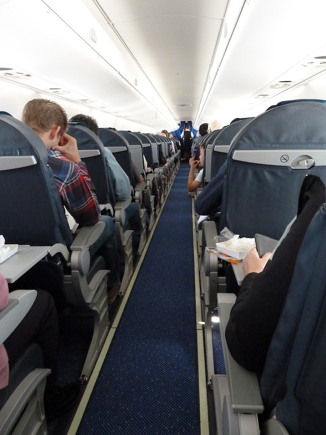 Choose your airline seat wisely