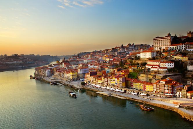 Portugal's 'River of Gold' - the Douro